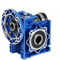 Quality High Torque Worm Gear Reduction Gearbox Steel / Cast Iron Material for sale