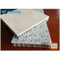 Quality Anti - Pollution Honeycomb Roof Panels , Aluminium Honeycomb Board High Strength for sale