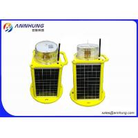 Quality IP67 Standard Solar Powered Tower Lights With High Durability Base for sale