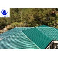 Buy Fast Installation Synthetic Resin Roof Tile Spanish Plastic Roofing Sheets at wholesale prices