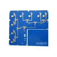 Quality High Frequency Custom Taconic PCB Circuit Board for Satellite Communication Field for sale