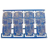 Quality FR-4 base mobile / cell phone pcb two layer printed circuit board assembly pcba for sale