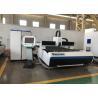 Buy cheap IPG 500w CNC Fiber Laser Cutting Machine For Metal Tube Laser Cutting Machine from wholesalers