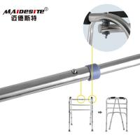 Quality Stainless Steel Walker Disabled Walking Aids , Walking Frames For Disabled    for sale