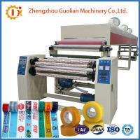 GL--1000C Factory supplier brown abro tape making machine for sale