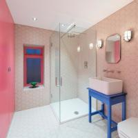 Buy cheap Corner bathroom and shower designs glass shower with accessories from wholesalers