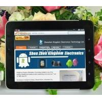 Quality 9.7inch capactitive touch screen android 2.3 tablet pc phone call 3g+gps+bluetooth for sale
