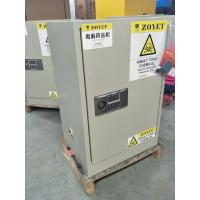 Quality 12 Gallon Fireproof Hazmat Storage Cabinets Customized For Storing Hazardous Substances for sale