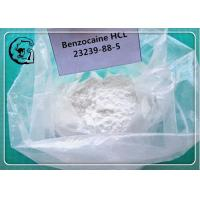 Quality Benzocaine Raw Powders for Local Anesthetic CAS 94-09-7 for sale