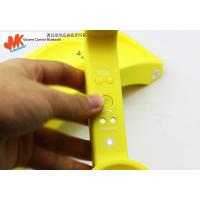 Quality Yellow ABS Wireless Retro Bluetooth Phone Handset, Retro Handsets with Charging Base for sale
