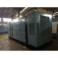 Quality 230 / 400V Soundproof Diesel Generator ,Water - Cooling System Diesel Electric Generator for sale