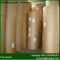 c2s coated 170gsm 200gsm 250gram Gloss Art Paper / art card for sale