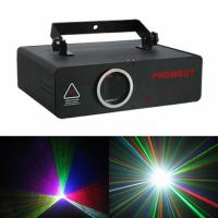 Buy 1W Disco Clubs Stage Laser Lights Single Green 100mW With SD Card at wholesale prices