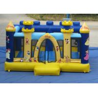 Quality Moon Walk Small Inflatable Bounce House , Waterproof Bounce House Party 5 X 4 X 3m for sale