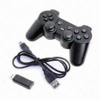 Quality 2.4GHz Wireless Motion Sensor Joystick, Supports Various Software Versions for Sony's PlayStation 3 for sale
