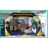 Quality OEM ODM Festival Extrance Promotional Inflatable Arch Rental for Advertising for sale