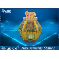 Quality attractive design best price golden fort eletronic game machine for game center for sale