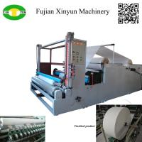 Quality High speed jumbo roll paper slitting and rewinding machine factory for sale