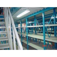 Buy cheap Power Coating Multi Tier Racking System Multilayer Racks With CE&ISO Guarantee from wholesalers