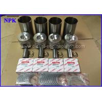 Quality 123900-22080 Piston And Pin With Ring Fit for Yanmar 4TNE106 -1 Diesel engine Parts for sale