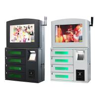China Wall Mounted Bill Payment Cell Phone Charging Kiosks 24 Hours Self - Service Terminals on sale