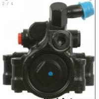 China 20 283 Auto Power Steering Pump For Ford 712-0116 F8U23A674AA NO Pulley on sale