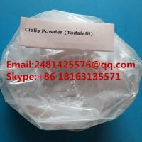 Quality High 99% Purity Sex Steroid Hormone Tadalcafil Cialis Powder CAS 171596-29-5 for sale