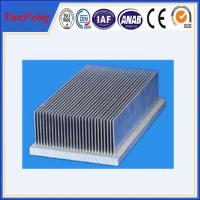 Quality 2015 Top quality wholesale aluminum profile heat sink for sale