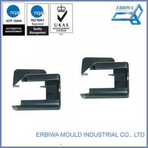 Quality Black Auto Spare Parts Custom Car Accessories Plastic Exterior Trim Injection Molds for sale