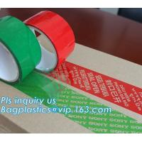 Tamper evident security void tape for carton packing and ensure product safety,Security Tape VOID, Security VOID Tape for sale
