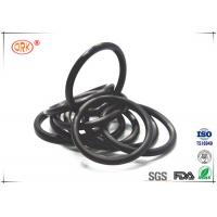 China Nitrile NBR Rubber O Ring Encapsulated Excellent Gasoline / Oil Resistant on sale