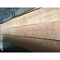Sliced Natural Figured American Cherry Wood Veneer Sheet