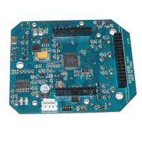 Buy cheap Professional pcba board printed circuit board fr4 materials pcb manufacturer from wholesalers