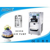 Buy cheap Air Pump Feeding Commercial Soft Serve Ice Cream Maker Table Top Model from wholesalers