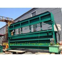 Quality AC Motor Galvanized Sheet Hydraulic Bending Machine , Metal Rolling Equipment for sale