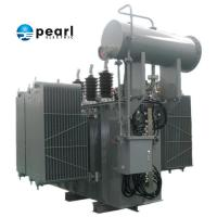 Quality High Strength And Capacity Step Up Power Transformer 110kV - 8000 KVA Low Loss for sale
