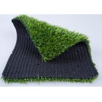 Buy Water Permeable Artificial Grass For Dogs Synthetic Sand / Rubber Infill at wholesale prices
