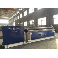 Quality Industrial Three Roll Plate Bending Machine for sale