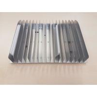 Quality 6063 T5 Raw Matrial Forge Aluminium Heat Sink Profiles with Casting Processing for sale