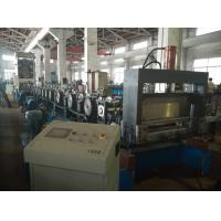 Quality 100mm - 800mm Steel Cable Tray Forming Machine PANASONIC Touch Screen for sale