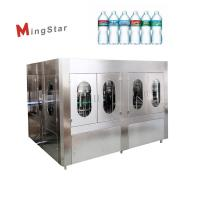 China 500Ml Pet Turnkey Project Mineral Water Bottle Plant High Performance Low Noise for sale
