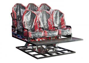 Quality Earn Money Hydraulic/Electric System Cinemas 5D 7D Cinema Simulator Gaming Machine with Motion Chairs for sale