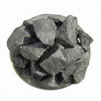 Quality Powder-/Lump-shaped Ferro Molybdenum with Nice Grained Structure, Measures 10 to 150mm for sale
