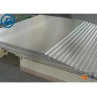 Quality WE Series Magnesium Alloy Plate / Sheet / Slab High Strength Casting Alloys for sale