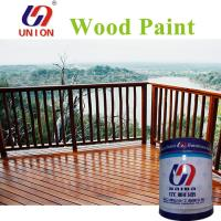 China exterior outdoor glossy wooden floor paint on sale
