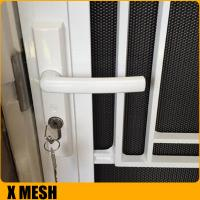 Buy cheap DVA Limited Vision Mesh for Grille Security Doors from wholesalers