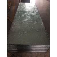 "Buy cheap clear baroque tempered glass on both side of insulated glass thick 1"" from wholesalers"