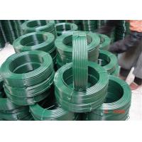 Quality Professional Colorful PVC Coated Wire Rope 0.8-6.0mm Outside Wire , SGS for sale