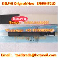 Quality DELPHI Injector EJBR04701D / A6640170221/A6640170021/ EJBR03401D/6640170221/6640170021 for sale
