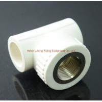 China PPR Fittings PPR Pipe Fittings PPR Female Threaded Tees on sale